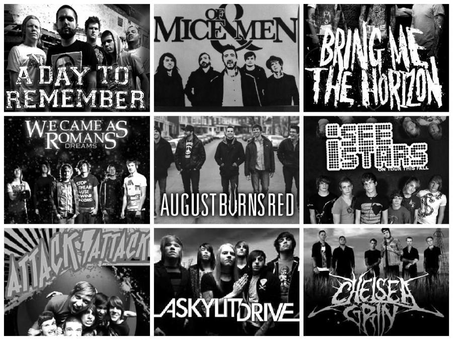 Post-Hardcore Bands