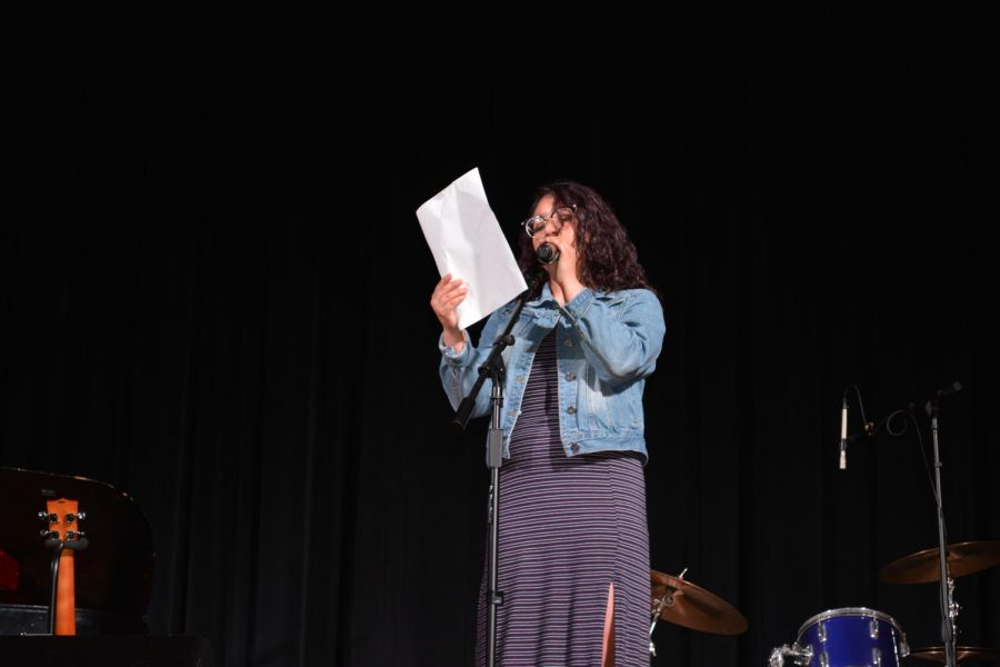 Unplugged continues to showcase student talent