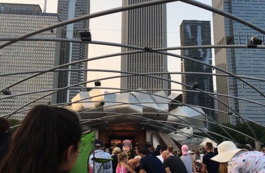 Pritzker Pavillion offers an endless number of cultural and musical events during the summer.