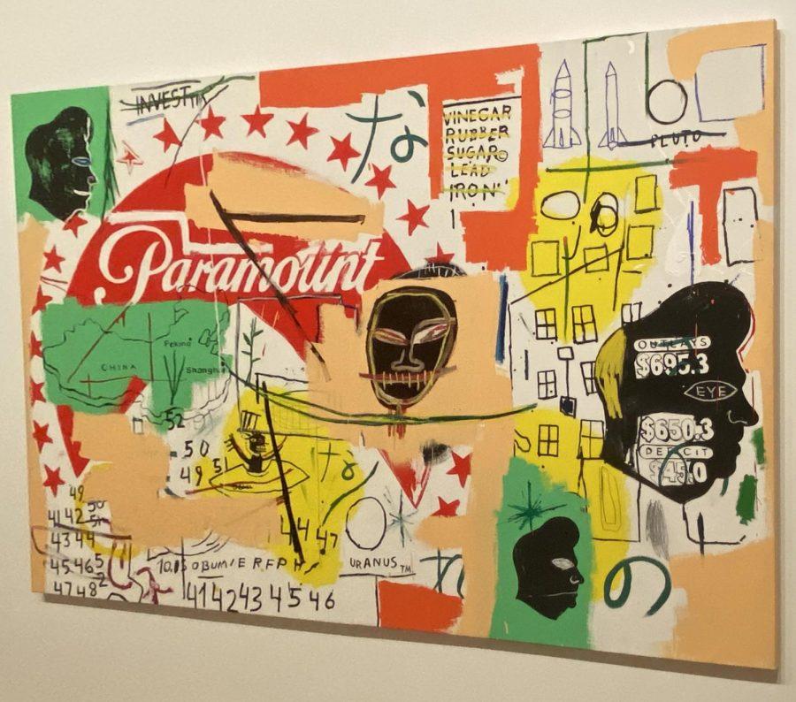 Warhol and Basquiat's