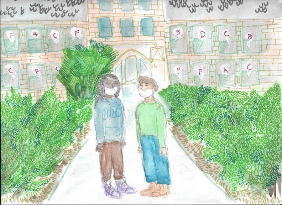 Illustration by Vyolet Weissman