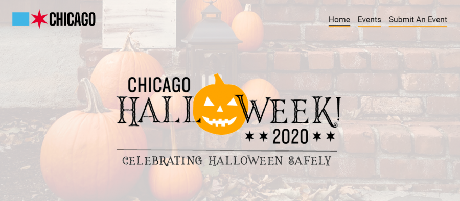 Ahead of Halloween, the City of Chicago released guidelines regarding Halloween festivities. Though the rules forbid any house parties, some Lane students have already begun making plans to gather. (Screenshot from chicagohalloweek.org)