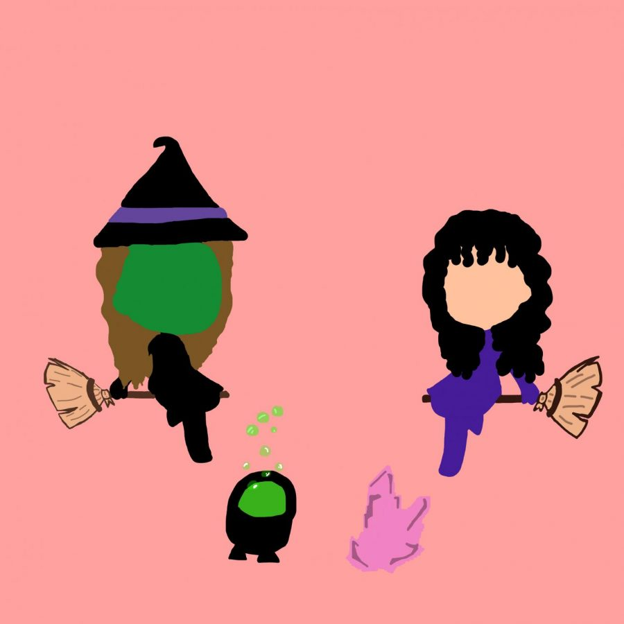 Broomless, cauldron-less witches bring hope