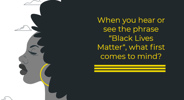 The Nov. 18 Black Lives Matter advisory lesson was created entirely by the student-led BIPOC Advisory Committee. (Screenshot from advisory presentation)
