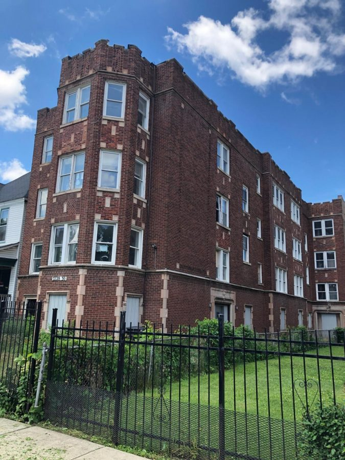 Property investor Jeanne Peck buys vacant apartment buildings to sell to local residents at a low price. By doing this, Peck said she is able to help stabilize neighborhoods affected by gentrification. (Photo courtesy of Jeanne Peck)
