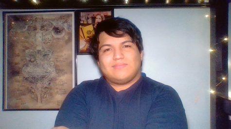 LSC Student Representative Eric Garcia. (Photo courtesy of Garcia)