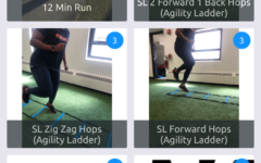 The Lane softball team has been using AthleticU to help train over the offseason. (Screenshot from Athletic U)