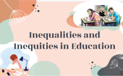 "On April 7, Lane's BIPOC Student Committee, this year in charge of planning advisory lessons, debuted a presentation entitled ""Inequalities and Inequities in Education."" It concerned matters such as dress codes, achievement gaps and inequities in school funding. (Screenshot from presentaion)"