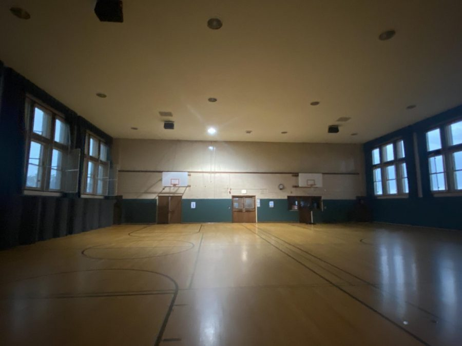 Gym+3%2C+where+wrestling+hosted+their+open+mats+Mondays+and+Wednesdays+this+summer.+
