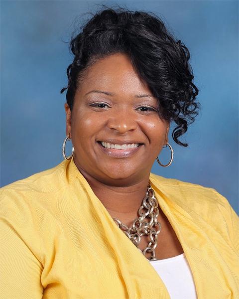 Principal Edwina Thompson (Source: lanetech.org)